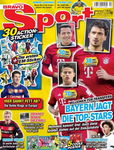 Bravo Sport May 04, 2016 00:00