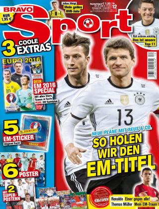 Bravo Sport NR.12 2016