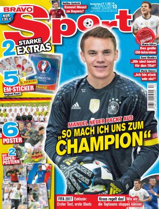 Bravo Sport NR.13 2016