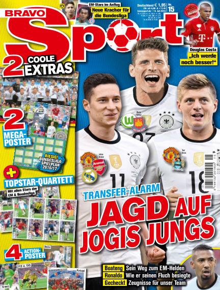 Bravo Sport July 14, 2016 00:00