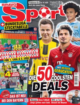 Bravo Sport NR.16 2016