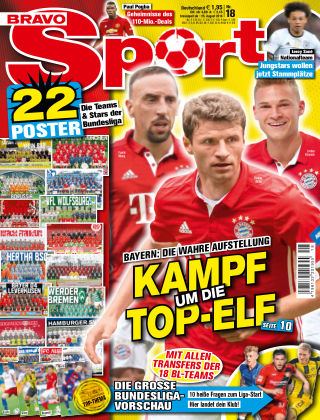 Bravo Sport NR.18 2016