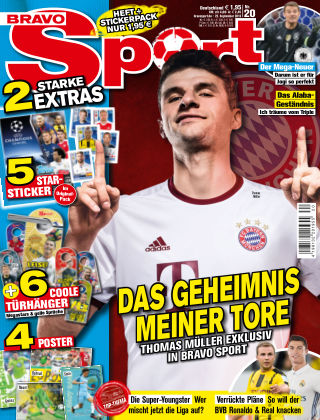 Bravo Sport NR.20 2016