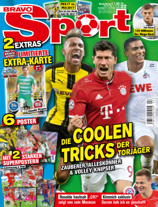 Bravo Sport NR.22 2016