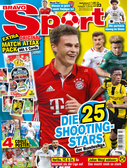 Bravo Sport November 03, 2016 00:00