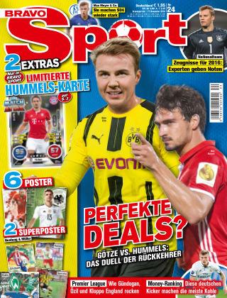 Bravo Sport NR.24 2016