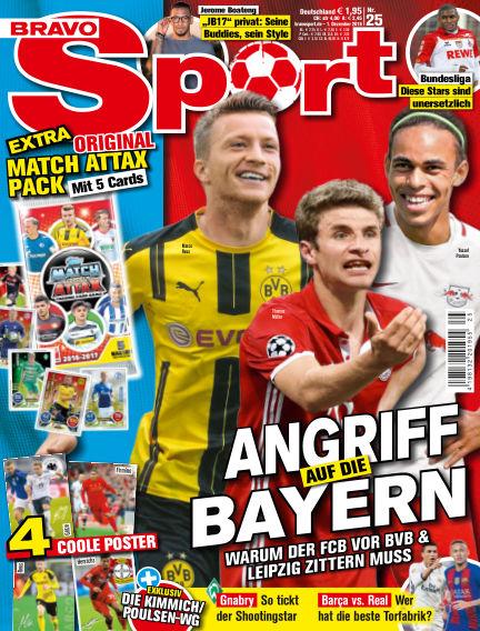 Bravo Sport December 01, 2016 00:00
