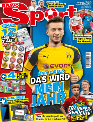 Bravo Sport NR.01 2017