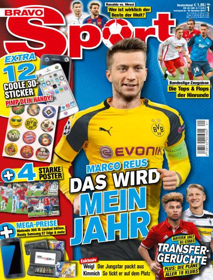 Bravo Sport December 29, 2016 00:00