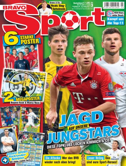 Bravo Sport January 26, 2017 00:00