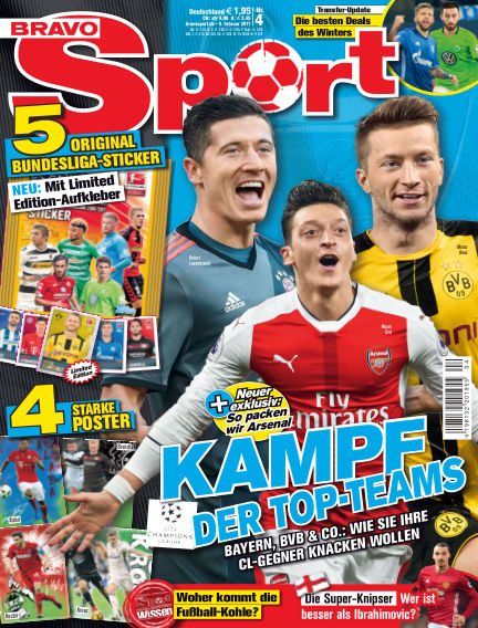 Bravo Sport February 09, 2017 00:00