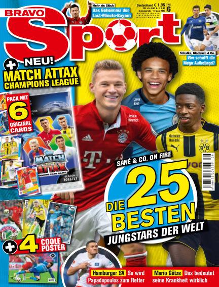 Bravo Sport March 09, 2017 00:00