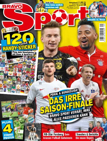 Bravo Sport April 20, 2017 00:00