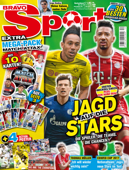 Bravo Sport June 01, 2017 00:00