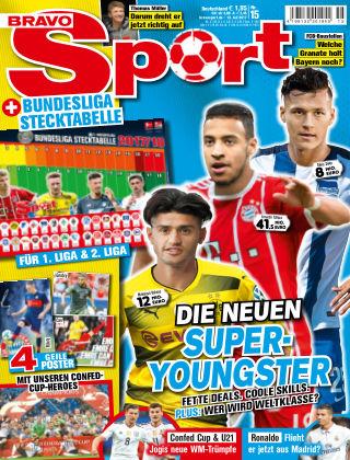 Bravo Sport NR.15 2017