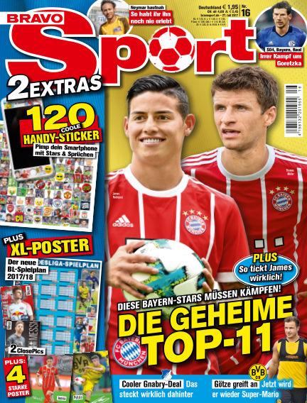 Bravo Sport July 27, 2017 00:00