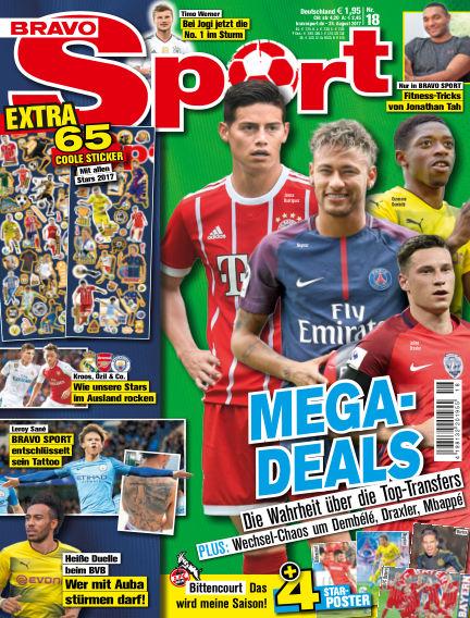 Bravo Sport August 24, 2017 00:00