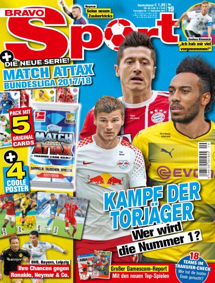 Bravo Sport September 07, 2017 00:00