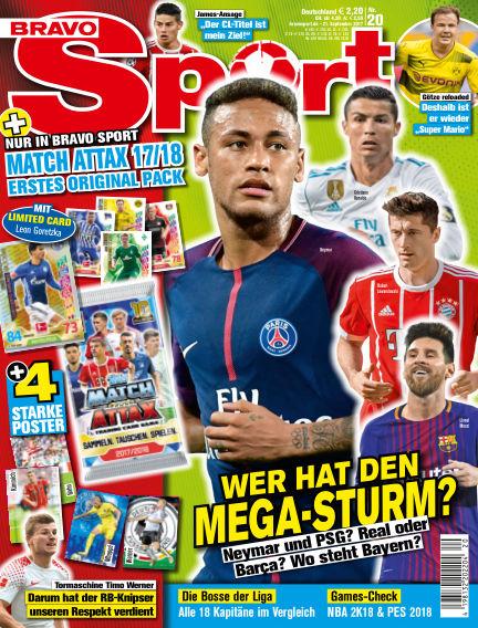 Bravo Sport September 21, 2017 00:00