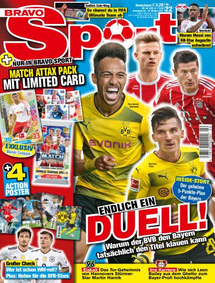 Bravo Sport October 19, 2017 00:00