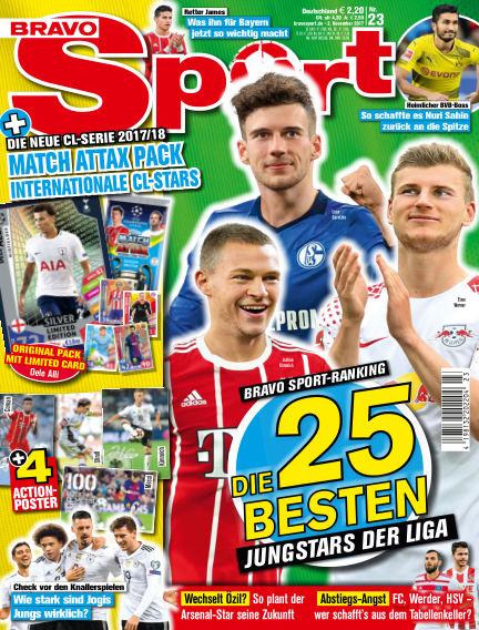 Bravo Sport November 02, 2017 00:00