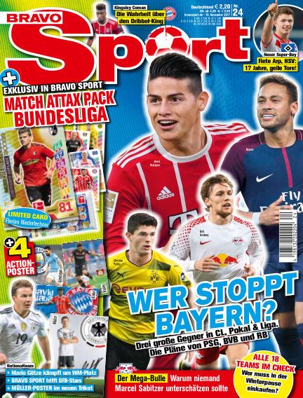 Bravo Sport November 16, 2017 00:00