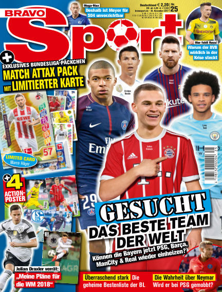 Bravo Sport November 30, 2017 00:00