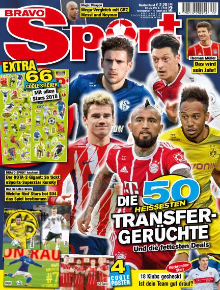 Bravo Sport January 11, 2018 00:00