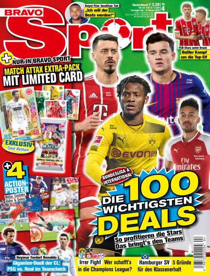Bravo Sport February 08, 2018 00:00