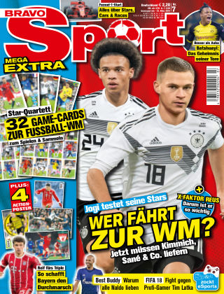 Bravo Sport NR.07 2018
