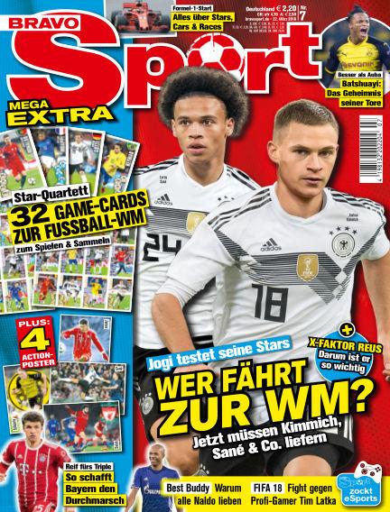 Bravo Sport March 22, 2018 00:00