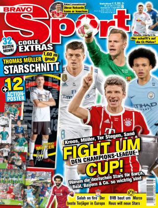 Bravo Sport NR.08 2018