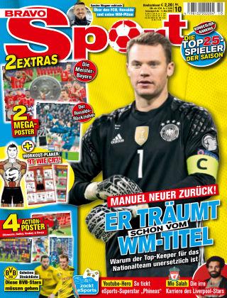 Bravo Sport NR.10 2018