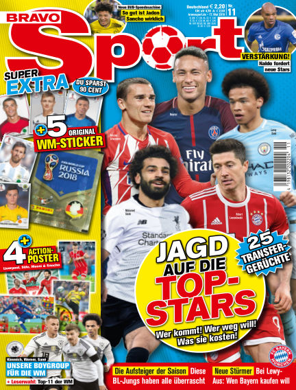 Bravo Sport May 17, 2018 00:00