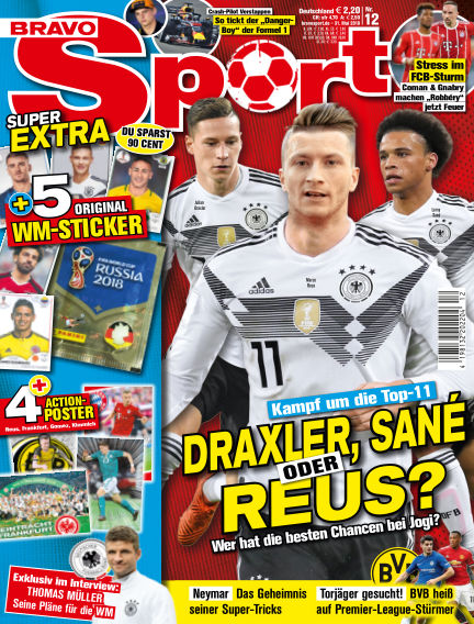 Bravo Sport May 31, 2018 00:00