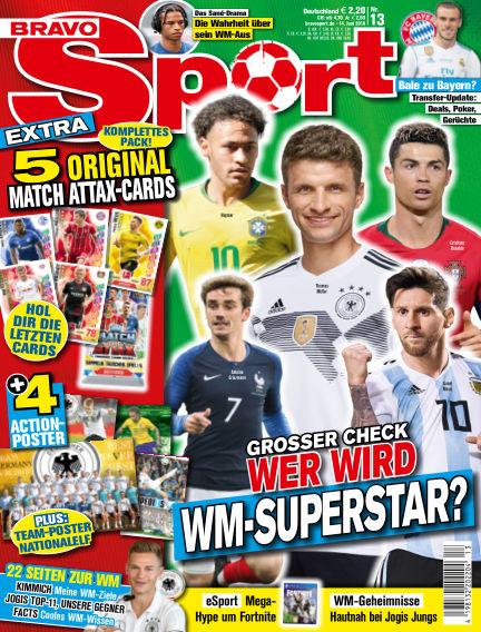Bravo Sport June 14, 2018 00:00