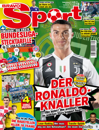 Bravo Sport NR.16 2018