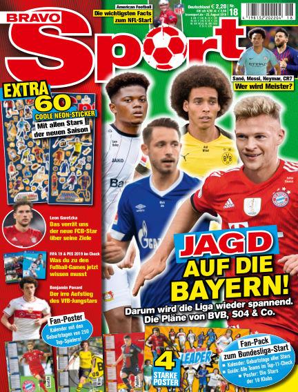 Bravo Sport August 23, 2018 00:00