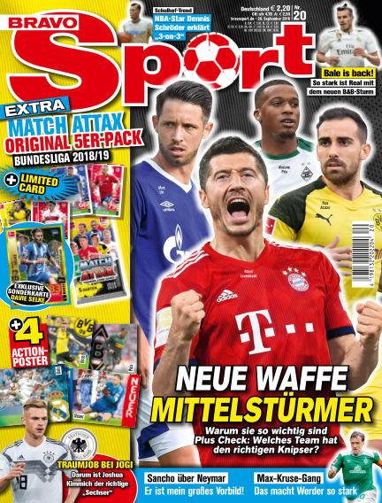 Bravo Sport September 20, 2018 00:00