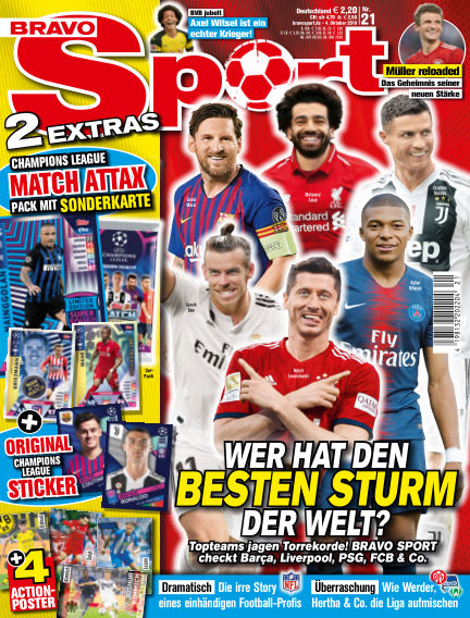 Bravo Sport October 04, 2018 00:00