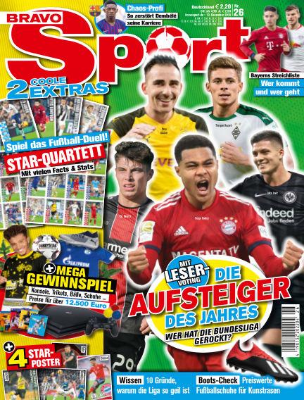 Bravo Sport December 13, 2018 00:00