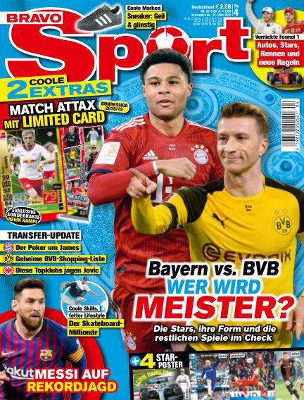 Bravo Sport March 21, 2019 00:00