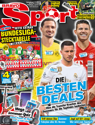 Bravo Sport NR.08 2019