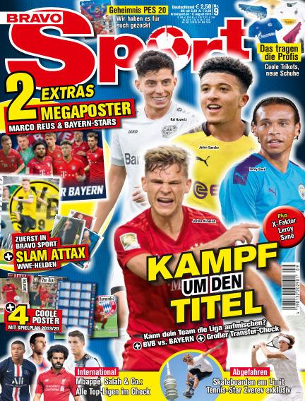 Bravo Sport August 08, 2019 00:00