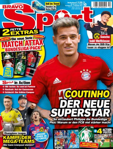 Bravo Sport September 05, 2019 00:00