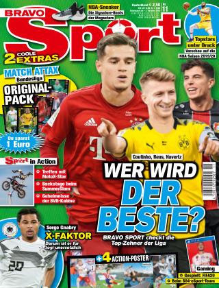 Bravo Sport NR.11 2019