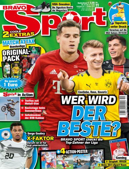 Bravo Sport October 02, 2019 00:00