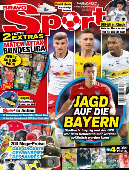 Bravo Sport November 28, 2019 00:00