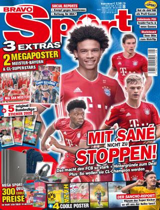 Bravo Sport NR.08 2020