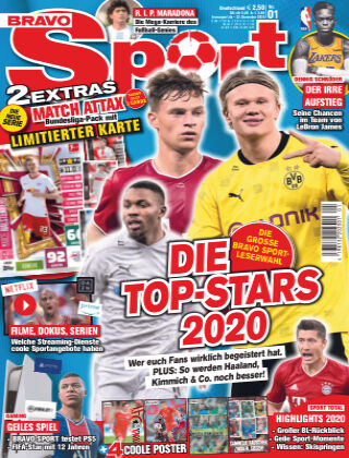 Bravo Sport NR.01 2021